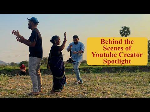 My Village Show: Behind the scenes of Youtube creator spotlight