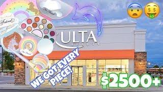 OUR ULTA DUMPSTER DIVING DREAM HAUL! LIVE DIVE! +HUGE Kirklands finds! $2,500 haul!