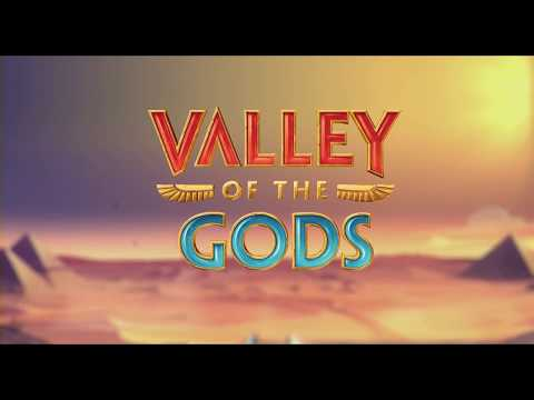 Valley of the Gods, la nuova slot di Yggdrasil Gaming