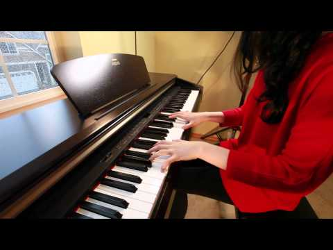 Endless Love (The Myth OST) - Jackie Chan ft. Kim Hee Seon || PIANO COVER || AN COONG PIANO