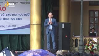 Chủ Tịch Chia Sẻ Định Hướng Nghề Nghiệp Theo Tính Cách & Cái Kết | TRƯỜNG DOANH NHÂN CEO VIỆT NAM