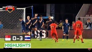 Indonesia Thua Trắng Thái Lan 3 Bàn Ngay Trên Sân Nhà FULL HD | Bóng Đá 360