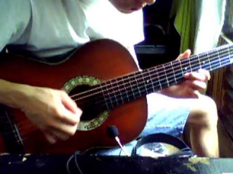 Que seria de mi - Punteo para guitarra