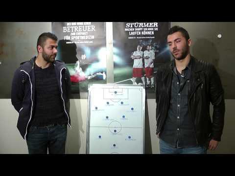 Die Traumelf von Koray und Eray Candan (beide SV Este 06/70) | ELBKICK.TV