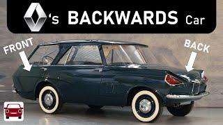 Renault's Backwards Car
