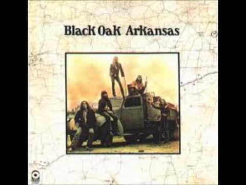 Black Oak Arkansas Singing the blues