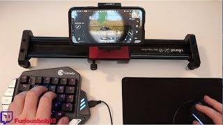 Mouse & Keyboard On PUBG Mobile - GameSir Z1