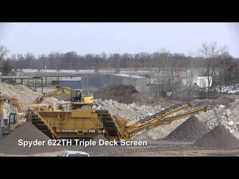 Spyder 622TH Triple Deck Compilation