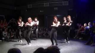 Dancehall Challenge 2014 eliminacje ekipy So Fresh Dancehall Crew