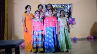 WONDERS KIDS ANNUAL DAY