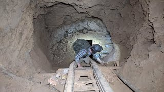 A Visually Stunning Lead-Zinc-Silver Mine - The Deeper We Go, The Better It Gets