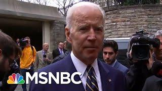 Sanders More Electable Than Biden, According To Dem Primaries | The Beat With Ari Melber | MSNBC