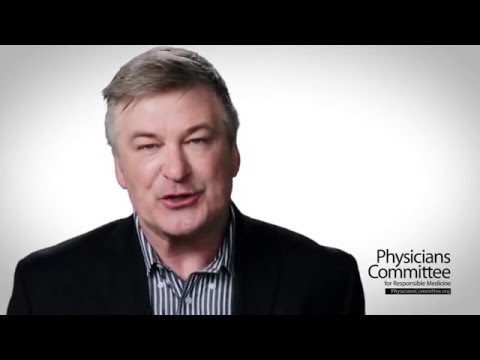 Actor Alec Baldwin is giving radical nutrition advice to the millions who subsist on mundane meal replacement bars: Eat actual meals. In the 40-second public service announcement, Baldwin says the Physicians Committee's Meal Replacement Bar Replacement Meal Plan not only saves time and money--it's actually more nutritious than meal replacement bars.