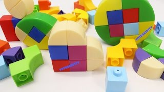 Building Blocks Toys for Children Learning Shapes for Kids Toddlers