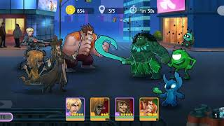 Disney Heroes: Battle Mode Go For The Gold (P3)