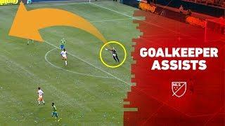 Best of Goalkeeper Assists