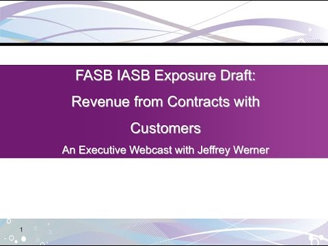 FASB Exposure Draft and Changes to Nonprofit Revenue Recognition