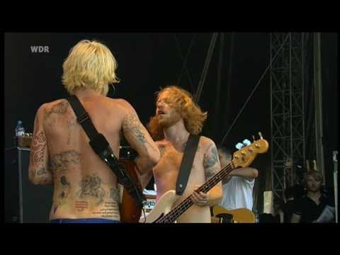 Biffy Clyro - Bubbles (Area 4 20/08/2010)