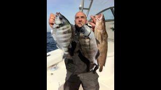 Pesca alle Tanute con PAOLO MILILLO