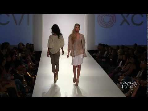 XCVI Spring 2012 Runway Show @ LA Fashion Week