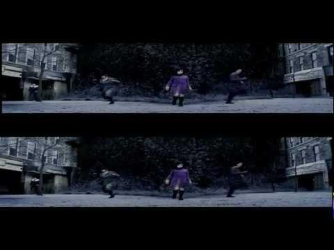 Silent Hill Revelation 3D Trailer