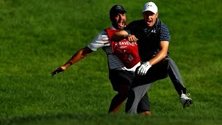 Phil Mickelson defends Spieth's celebration