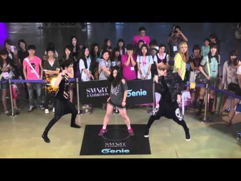 [Genie with S.M.Artist AR Show_S.M.ART EXHIBITION] 권*진님