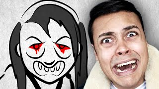 REACTING TO SUPER SCARY ANIMATION STORIES (SNARLED)
