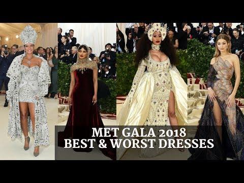 Met Gala 2018 Best And Worst Dresses