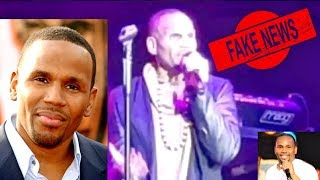Avant Family, Friends Says He Is Not Dying In 6 Months & The Rumors Are Lies.