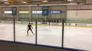 Mirai NAGASU 2018 US Nationals FS Practice 1.4.18