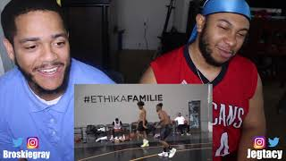 1V1 AGAINST 16 Year Old Mikey Williams!! (INTENSE) | REACTION!!!
