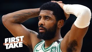 Kyrie Irving's season has been an 'atrocity,' we are watching his demise - Jay Williams | First Take