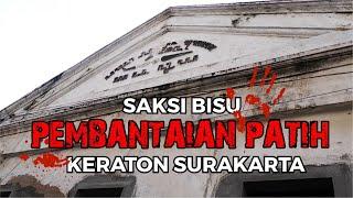 Asale eps. 3 | Kepatihan Solo: Terungkap! Saksi Bisu Pembantaian Patih Keraton Surakarta