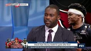 SPEAK for YOURSELF | Michael Vick DEBATE: Should Cardinals' Kyler Murray model his game after Vick?