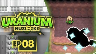 NEW SHINY! THE LEGEND OF GARLIKID! Pokemon Uranium Nuzlocke Let's Play w/ aDrive! Episode 08