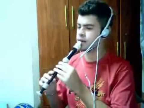 Lady Gaga   Bad Romance Para Flauta Dulce