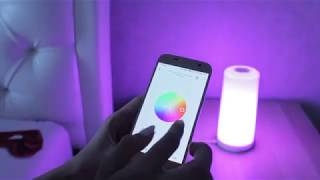 Умный ночник - Xiaomi Philips Intellectual Core Bedside Lamp