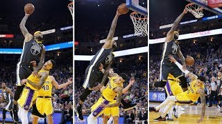 Cousins Dunks on Kuzma! Vets Beef With Walton! 2018-19 NBA Season