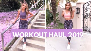 Workout Try-On Haul & How To Style | Athleisure & How To Style