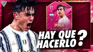 (ARGENTINA esta ROTA) ✅ Review Dybala Futties - FIFA 21