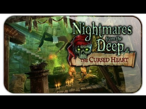 Nightmares From The Deep: The Cursed Heart - Umarli Piraci (#2) - Smashpipe Games