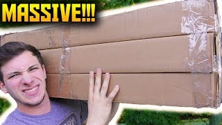 *MY BIGGEST AIRSOFT UNBOXING EVER* MASSIVE $1,000 MYSTERY BOX! Fox Airsoft Unboxing!