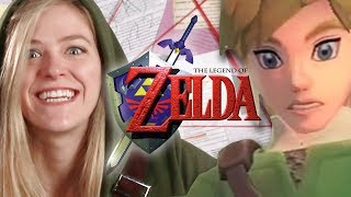 Every Zelda Game Explained In One Timeline (In Under 5 Minutes)