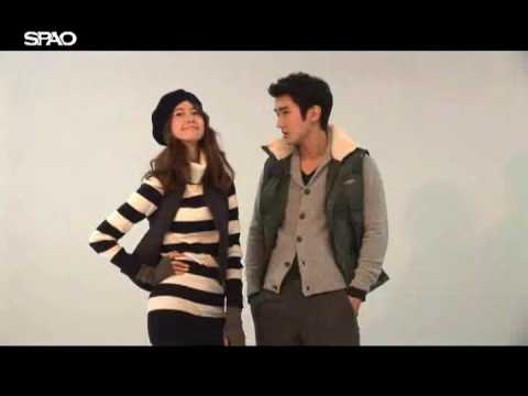 100812 SPAO - Making film (Super Junior/SNSD)