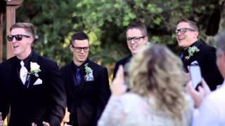 On je trebao izgovoriti zavjete, ali ono što je uradio na vjenčanju je iznenadilo sve