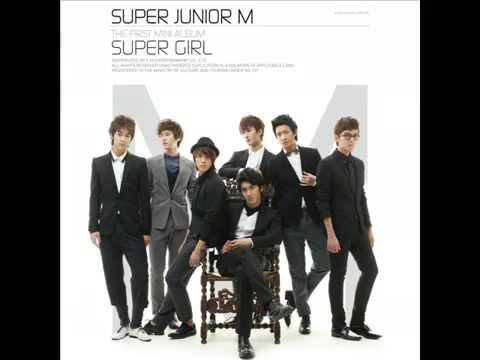 Super Junior M - Super Girl (Korean Version)