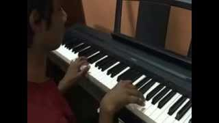 Ennodu Nee Irundhal from I - Piano Cover
