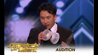 Mochi: Viral Diabolo Juggler WOWS America With Masterful Act! | America's Got Talent 2018