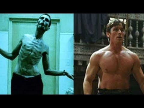 10 Most Unbelievable Actor Physical Transformations